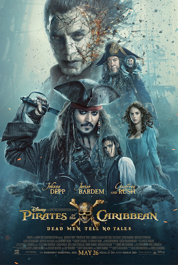 Pirates of the Caribbean, Dead Men Tell No Tales ~Critics vs Fans, my Review! (re-post) 5