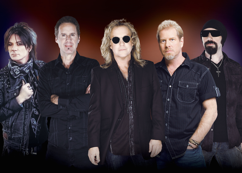 Garden Rocks Concert Series at Epcot ~ Night Ranger (video) 21