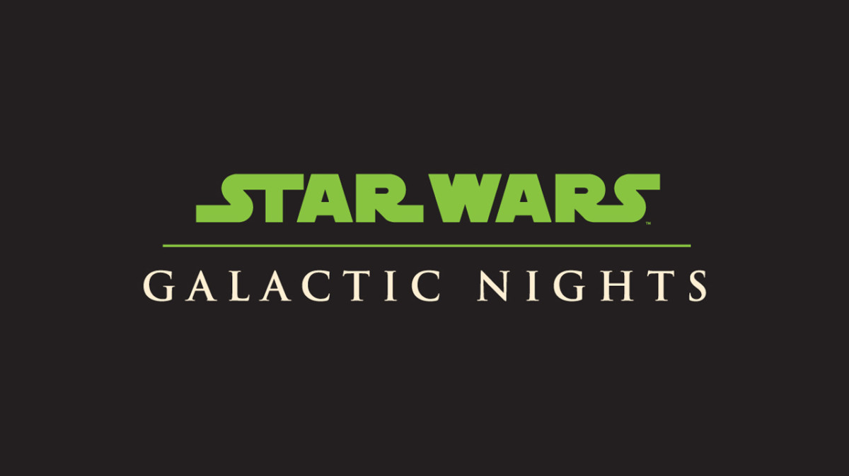 Everything You Need To Know About Star Wars: Galactic Nights Happening April 14 12