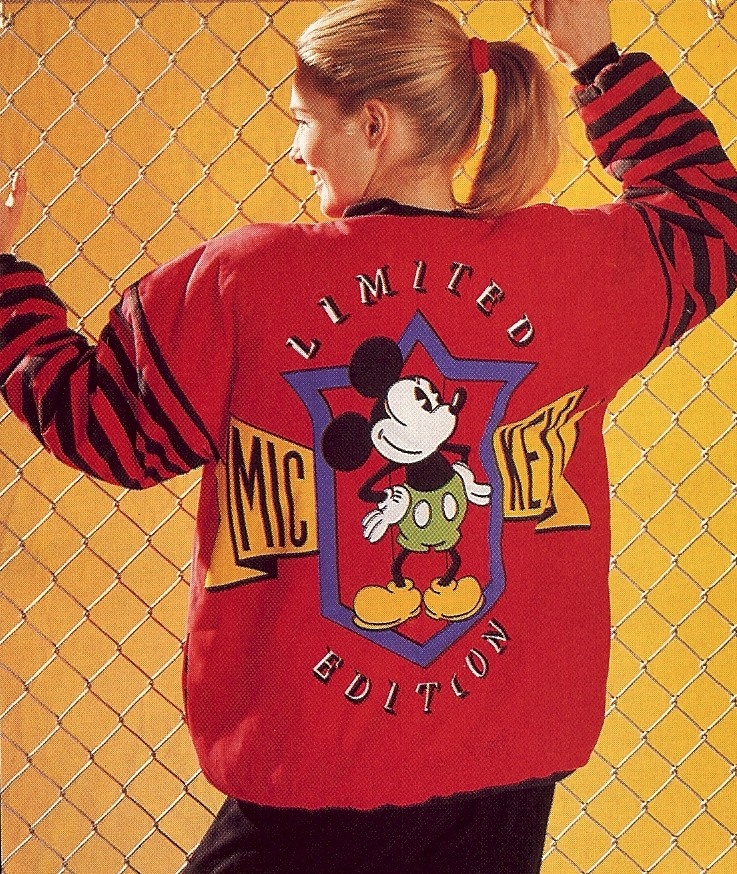 Throwback Thursday ~ See What Disney Store Fashions Looked Like in the 90's! 4