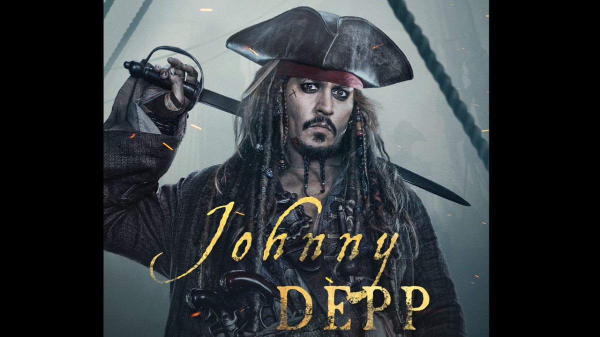 Embrace the Pirates Life with a Sneak Peek, Posters & Sweepstakes Inspired by Disney's 'Pirates of the Caribbean: Dead Men Tell No Tales' 19