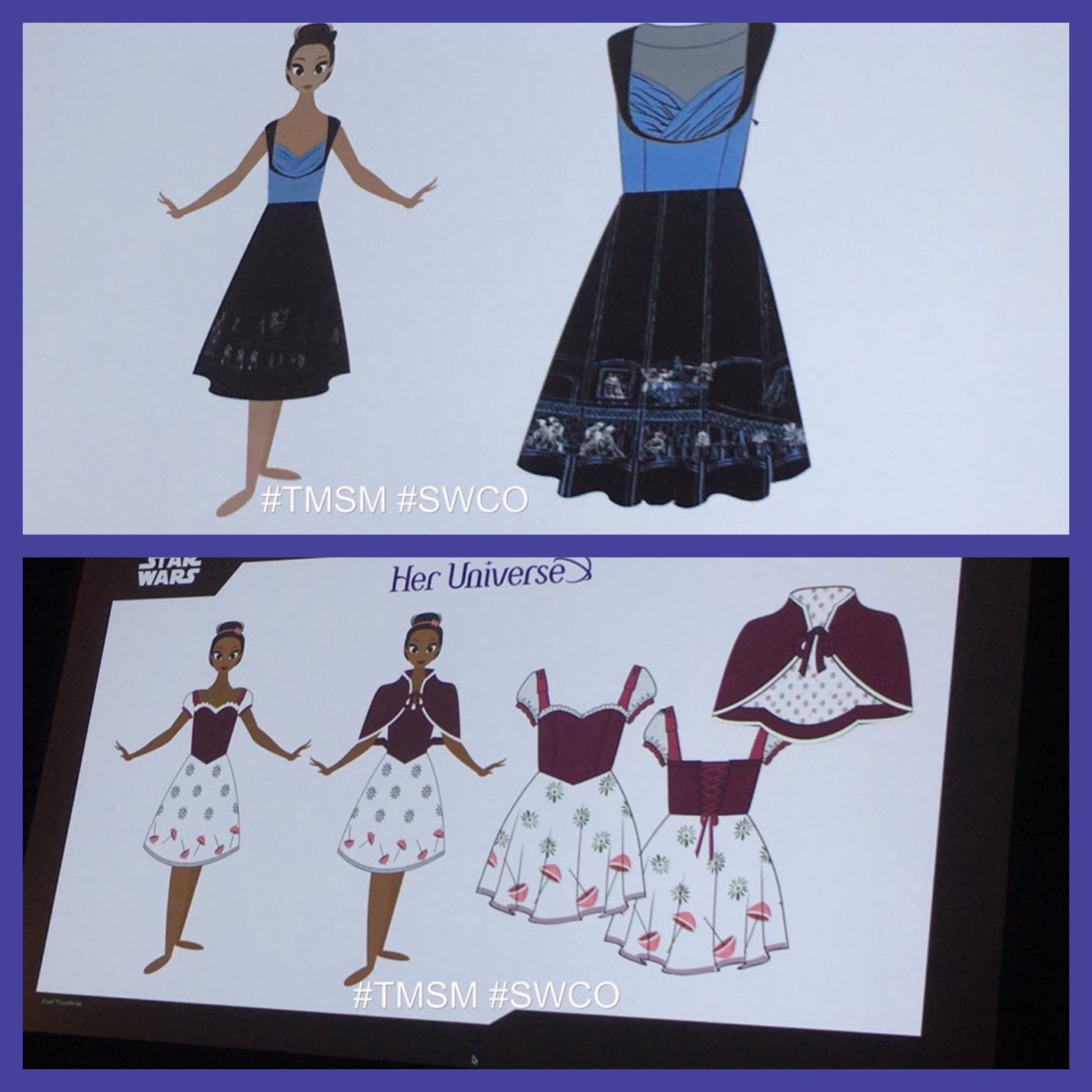 New Haunted Mansion and Star Wars Items Coming to Disney Parks From Her Universe! #SWCO 1