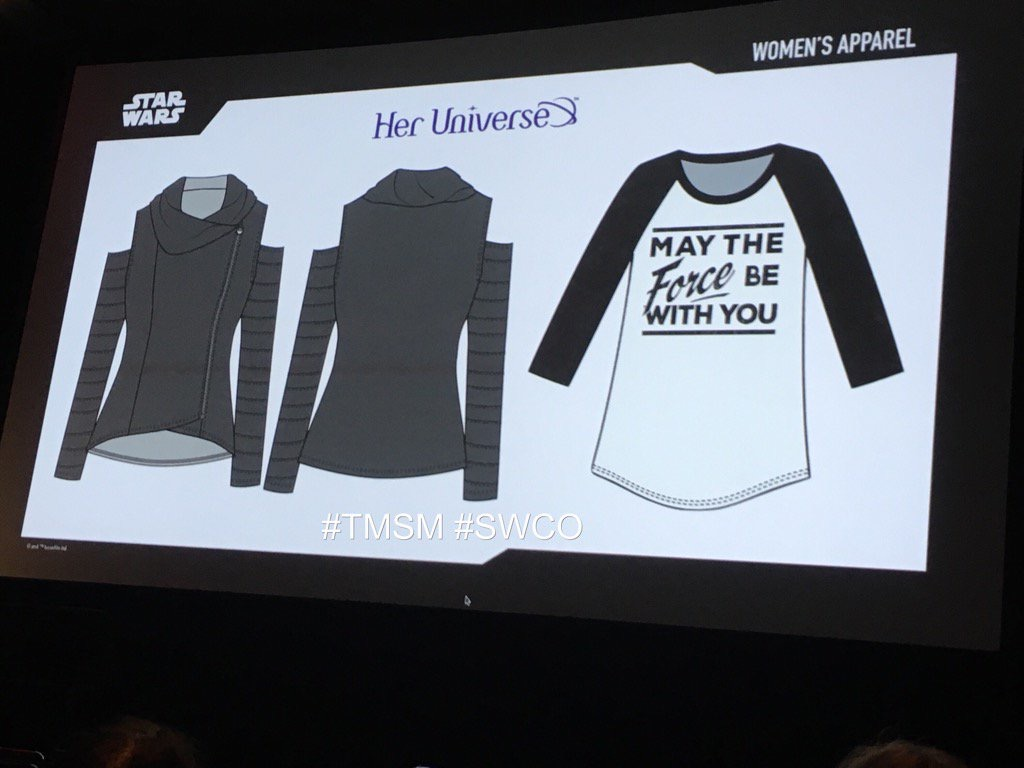 New Haunted Mansion and Star Wars Items Coming to Disney Parks From Her Universe! #SWCO 2