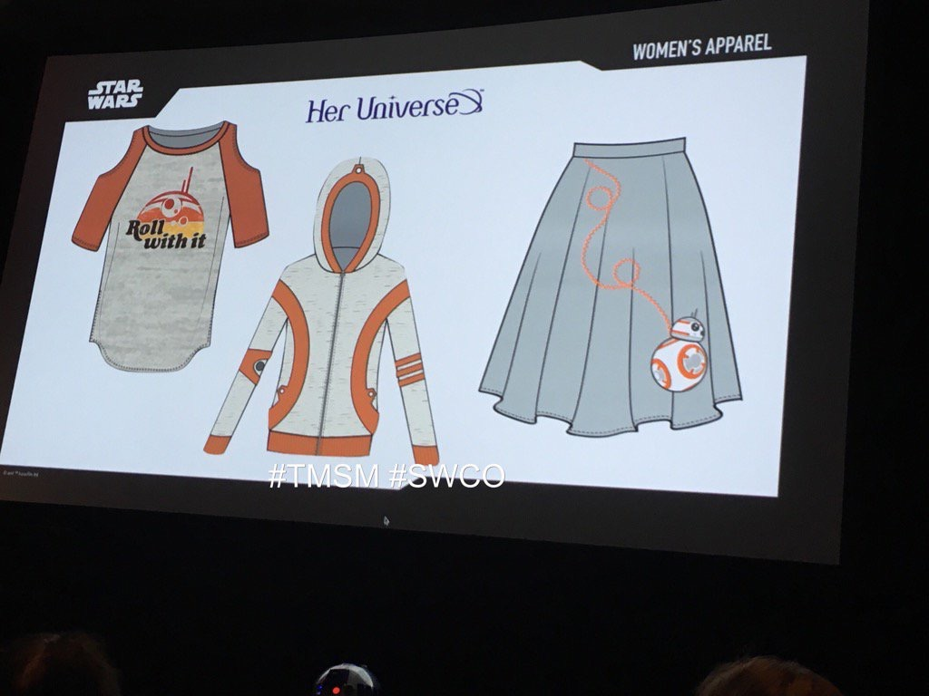 New Haunted Mansion and Star Wars Items Coming to Disney Parks From Her Universe! #SWCO 4