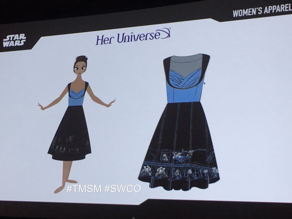 New Haunted Mansion and Star Wars Items Coming to Disney Parks From Her Universe! #SWCO 7