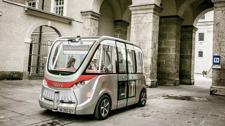 Walt Disney World Plans To Deploy Driverless Shuttles 5