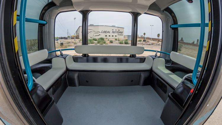 Walt Disney World Plans To Deploy Driverless Shuttles 1