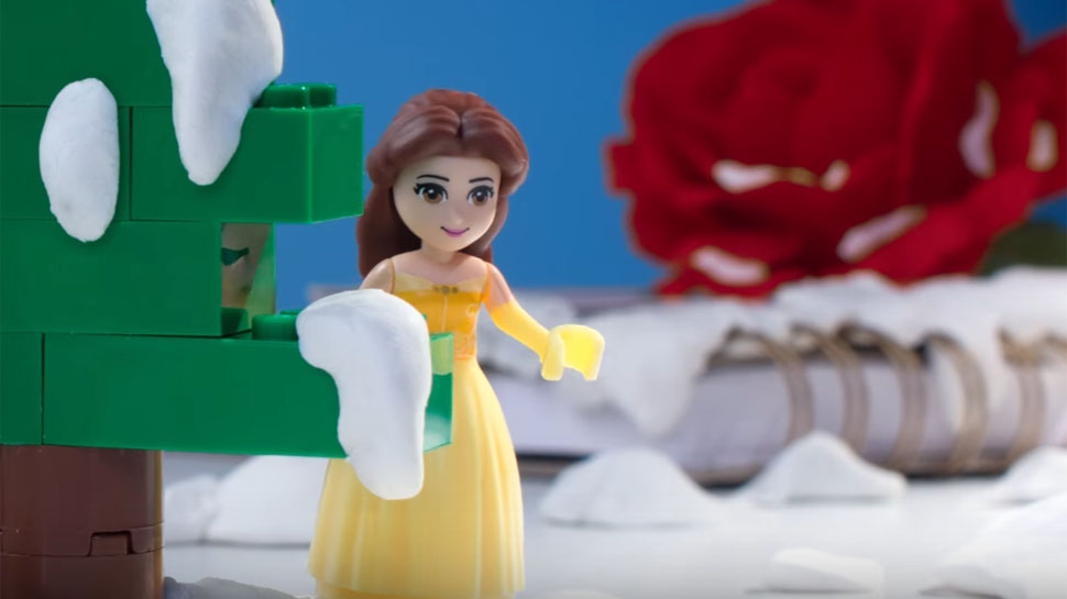 Beauty and the Beast As Told By LEGO 19