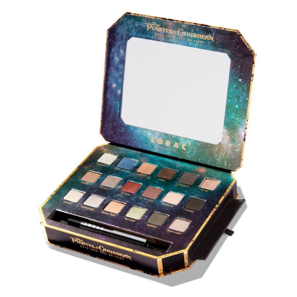 Lorac Cosmetics Launches Pirates of the Caribbean Collection! (Update) 4