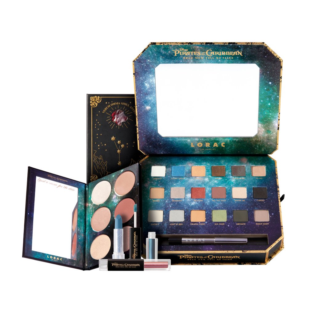 Lorac Cosmetics Launches Pirates of the Caribbean Collection! (Update) 1