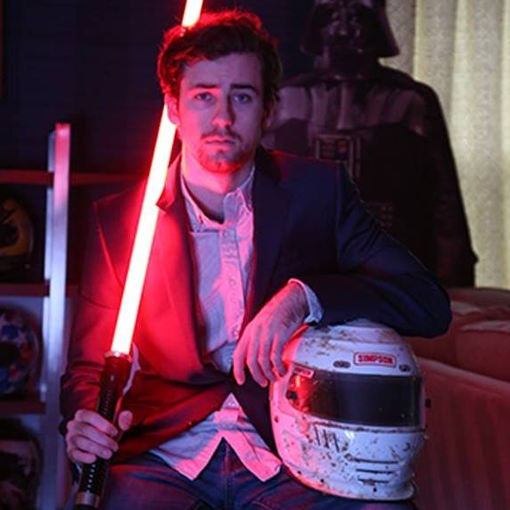 This IS the Driver You're Looking For: Meet Star Wars fan and NASCAR Driver Ryan Blaney 2