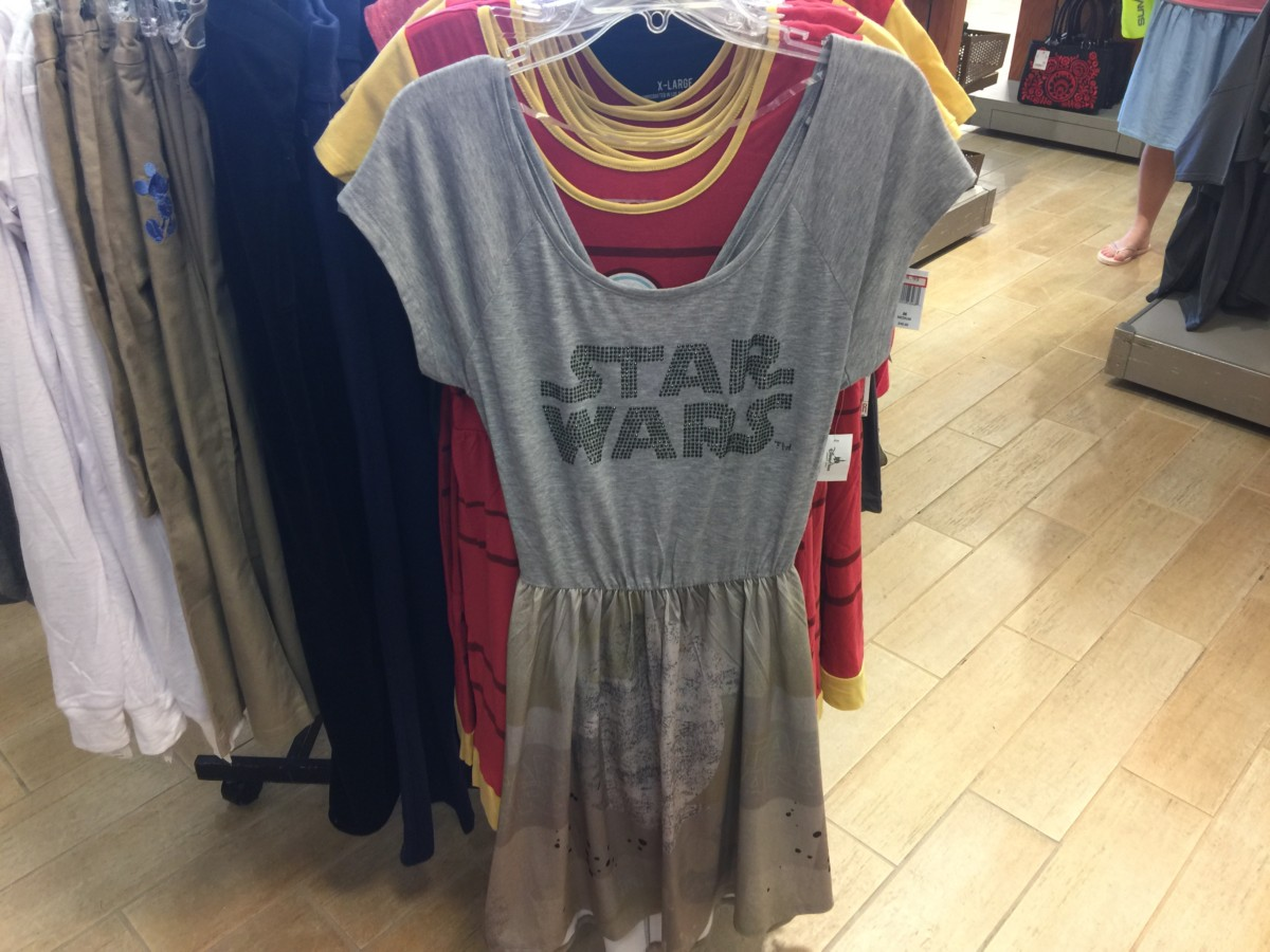 Star Wars Gear at the Character Warehouse, Just in time for Star Wars Celebration! 5