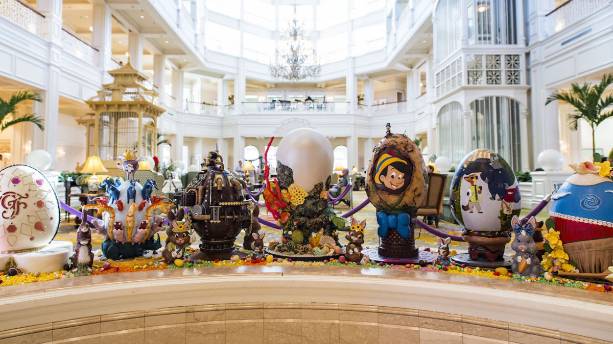 Easter Treats and Eats at Walt Disney World Resort 4