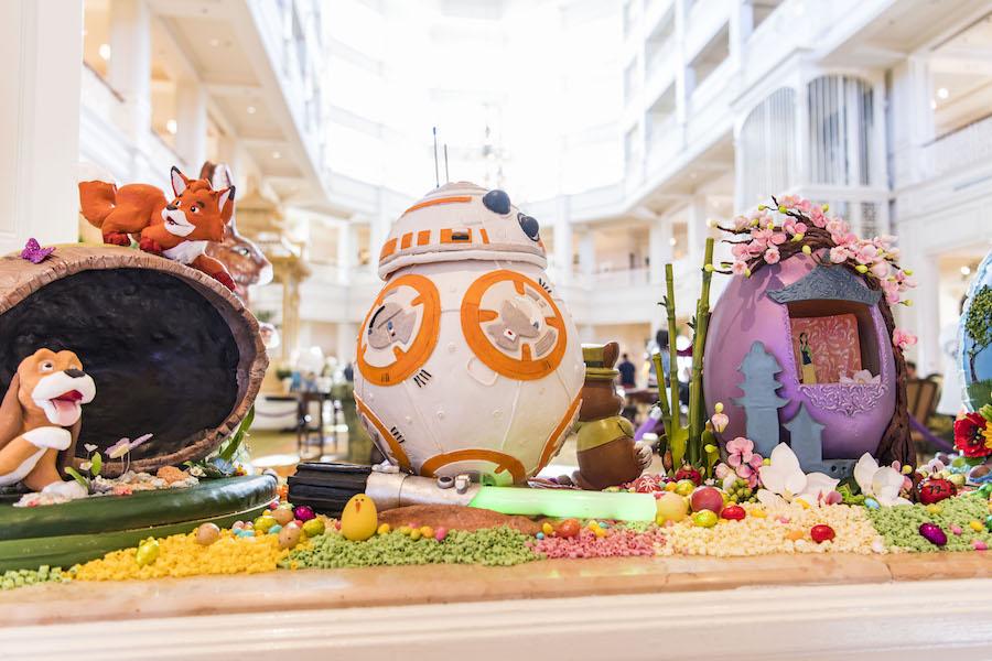 Easter Treats and Eats at Walt Disney World Resort 2