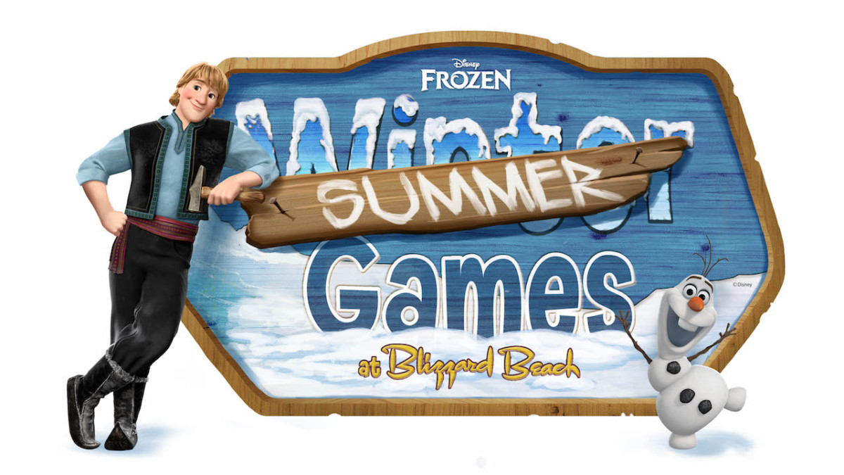 Frozen Summer Games Coming to Disney's Blizzard Beach Water Park Starting May 26 14