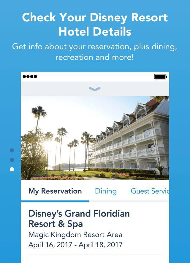 New Resort Information And PhotoPass Alerts Are Now Available in MDE 13