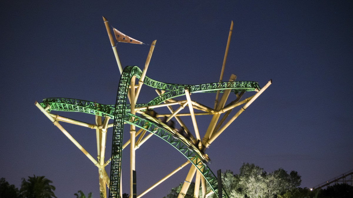 Busch Gardens Reimagines Summer Nights With Themed Park Wide Party Zones An New Ice Show Turn
