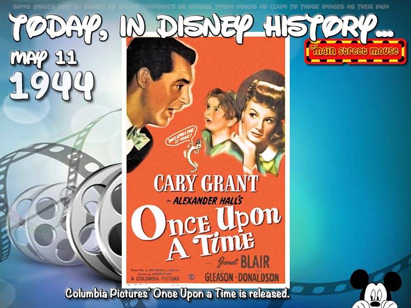 Today In Disney History ~ May 11th 4
