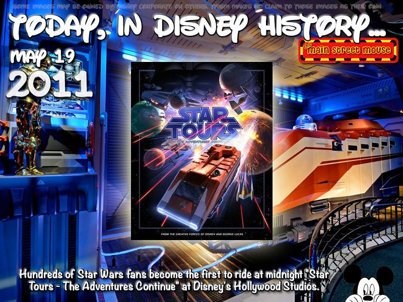 Today In Disney History ~ May 19th 3