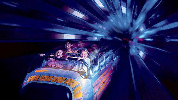 40th Anniversary Comeback! Classic Space Mountain Returns to Tomorrowland Beginning June 1 at Disneyland Park 4