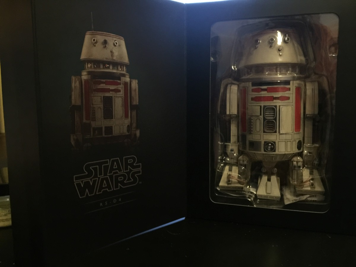 Product Review: Star Wars R5-D4 Sixth Scale Figure From SIDESHOW 4