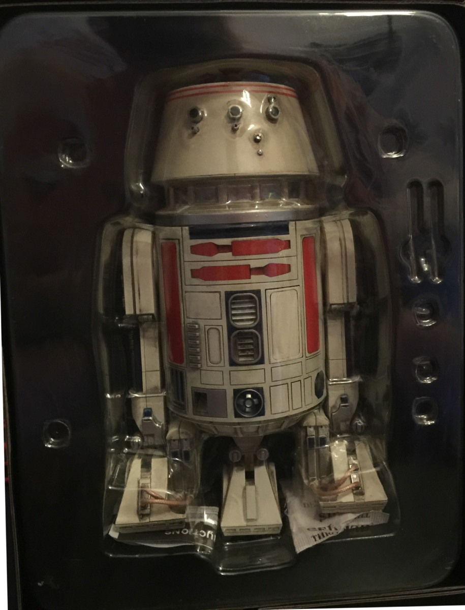 Product Review: Star Wars R5-D4 Sixth Scale Figure From SIDESHOW 5