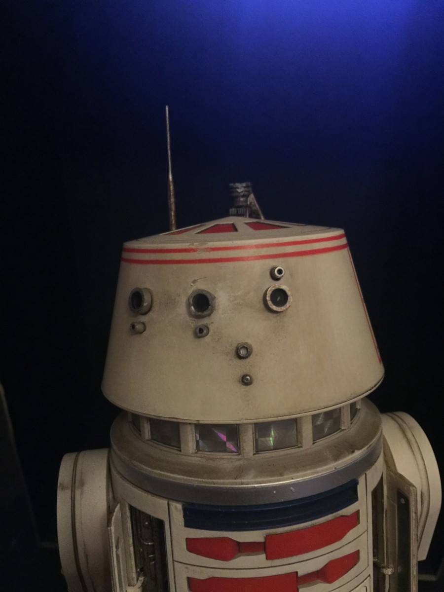 Product Review: Star Wars R5-D4 Sixth Scale Figure From SIDESHOW 8