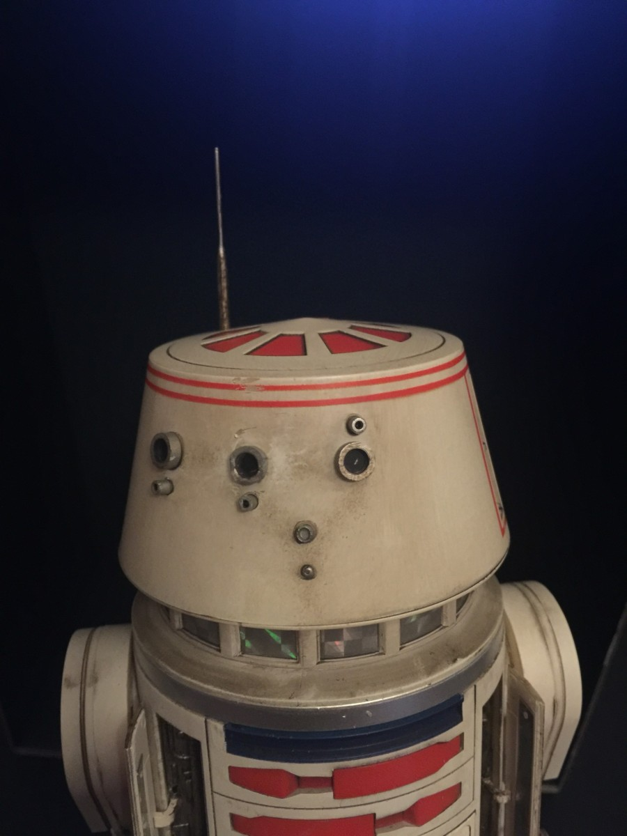Product Review: Star Wars R5-D4 Sixth Scale Figure From SIDESHOW 7