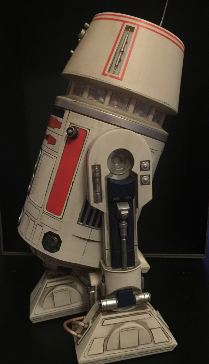 Product Review: Star Wars R5-D4 Sixth Scale Figure From SIDESHOW 11