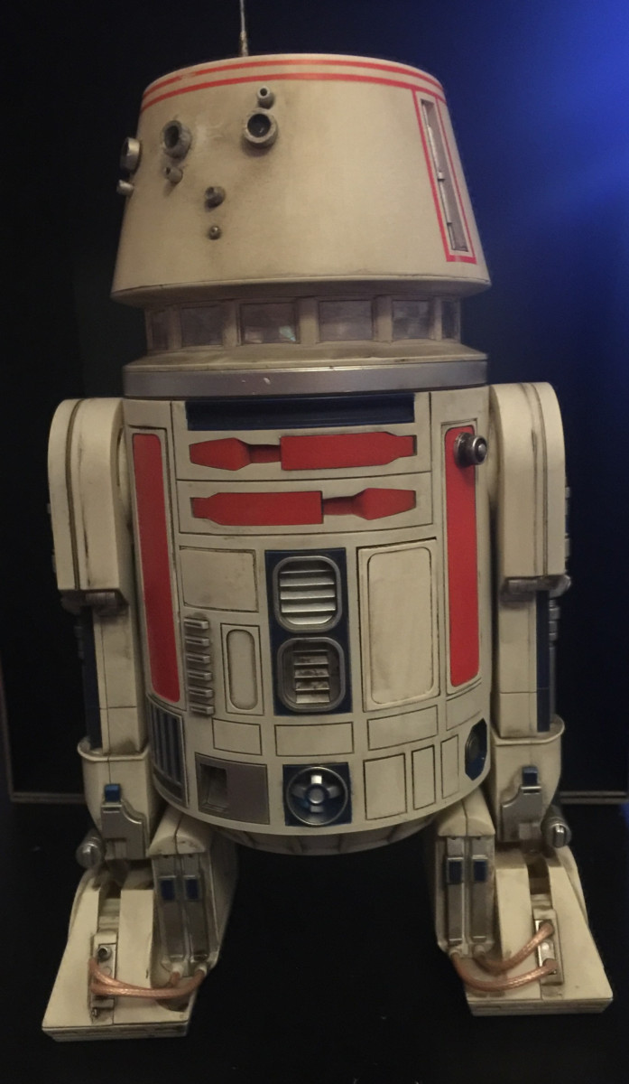 Product Review: Star Wars R5-D4 Sixth Scale Figure From SIDESHOW 12