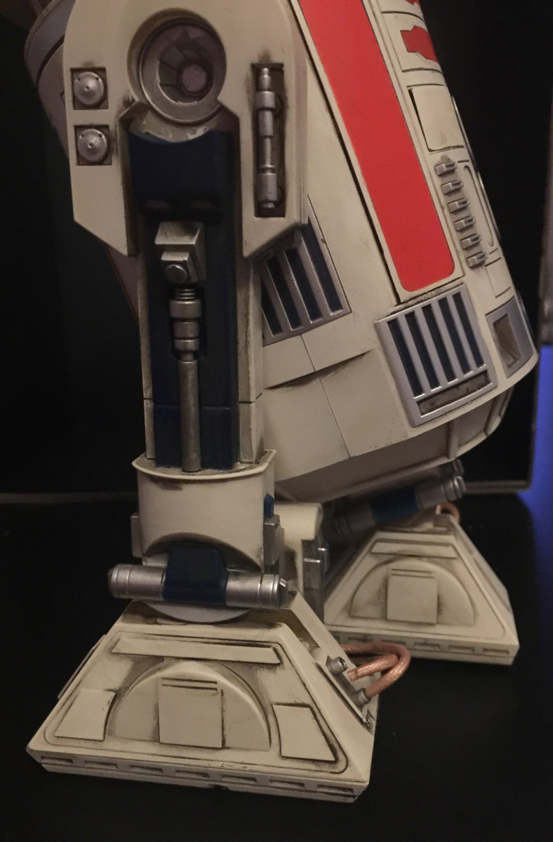 Product Review: Star Wars R5-D4 Sixth Scale Figure From SIDESHOW 10