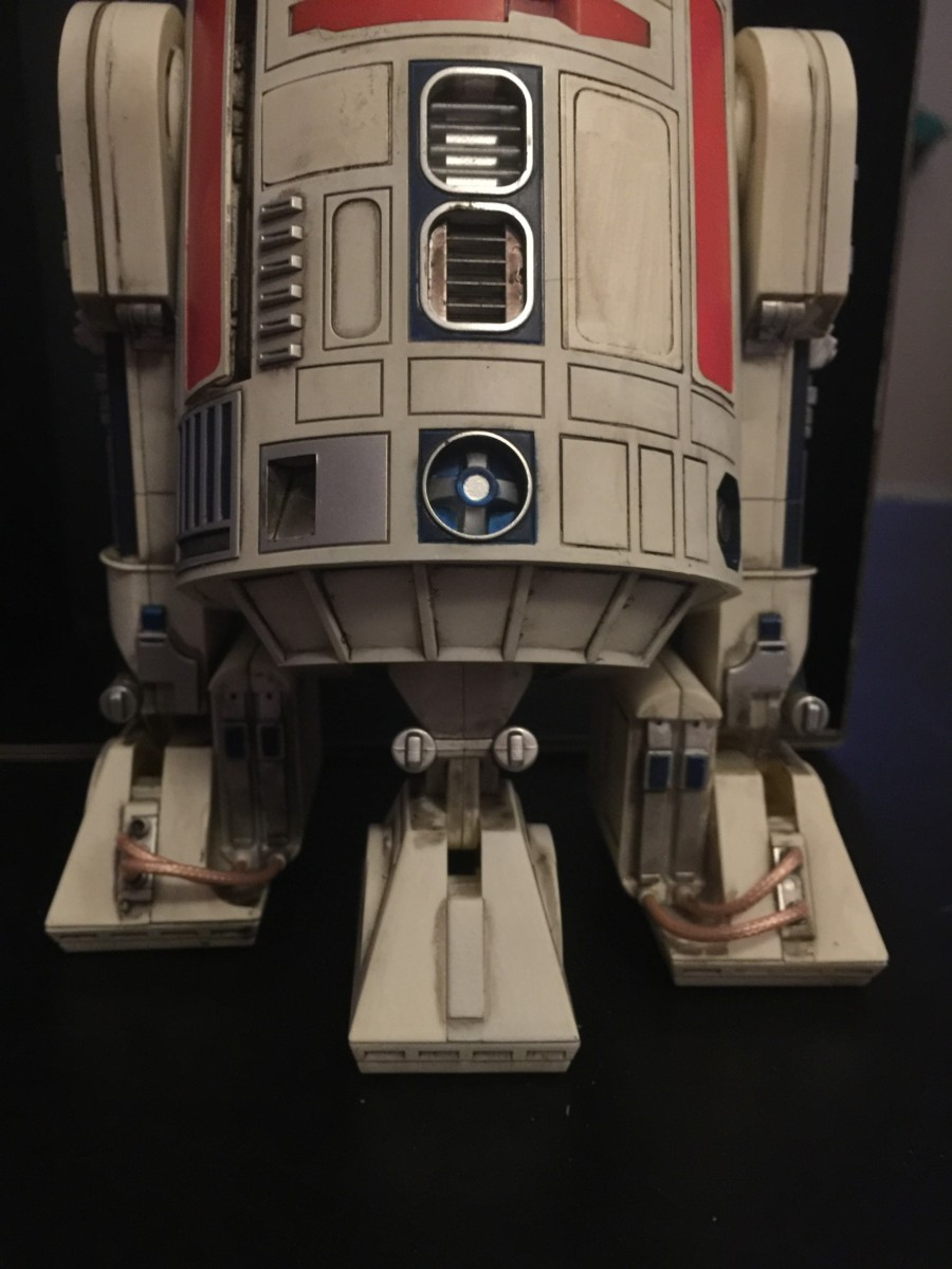 Product Review: Star Wars R5-D4 Sixth Scale Figure From SIDESHOW 9