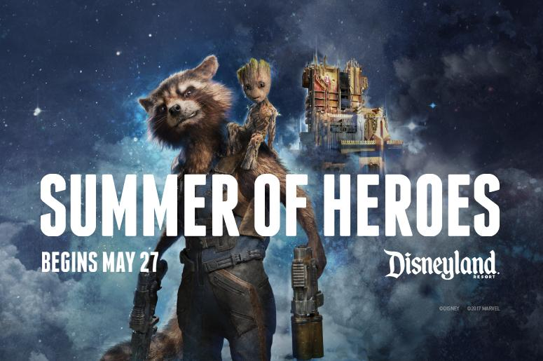 Summer of Heroes Begins at Disney California Adventure Park 14