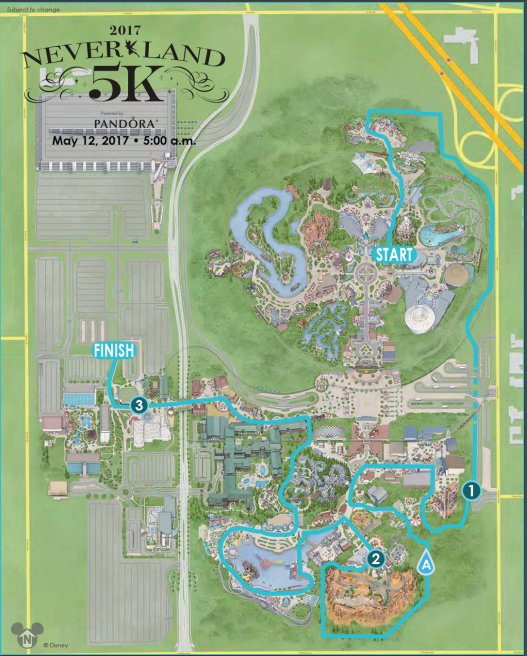 Racing Disney: Racing Disney: Previewing The Tinker Bell Half ... on