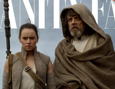 Star Wars Vanity Fair Covers 1