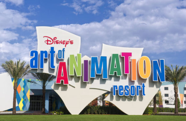 Arrest Made at Disney's Art of Animation Resort Earlier this Week 12