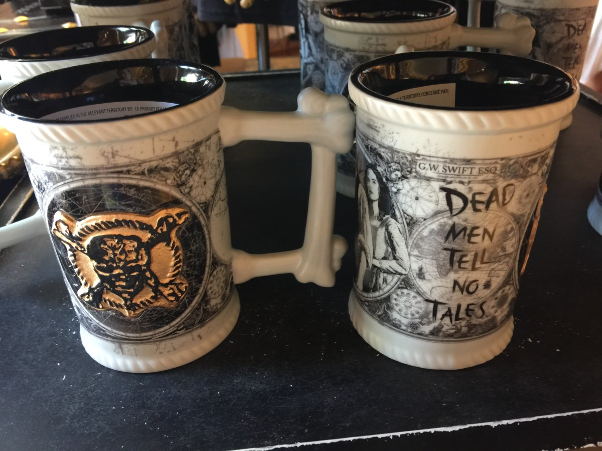 New Pirates of the Caribbean, Dead Men Tell No Tales Merchandise Hits Disney Parks! 4