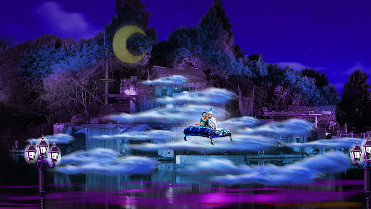'Fantasmic!' Continues Twenty-Five Years of Imagination with Return to Disneyland Park this Summer 7