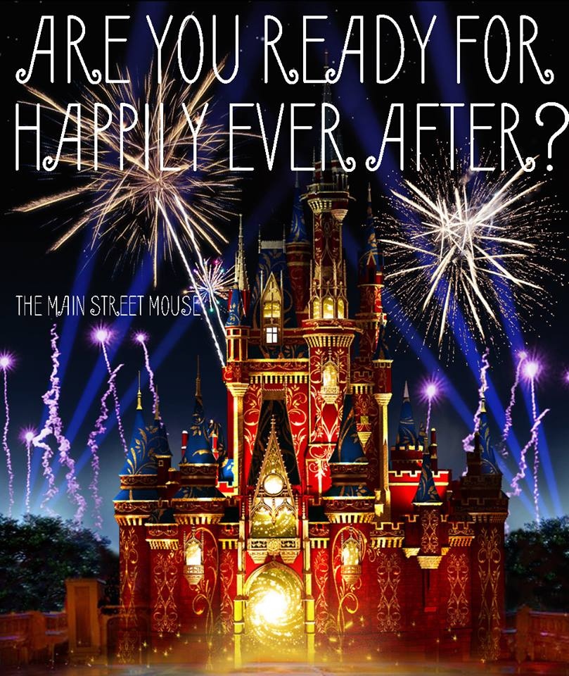 TMSM's Best of 2017 ~ My Review of Happily Ever After, Magic Kingdom 2