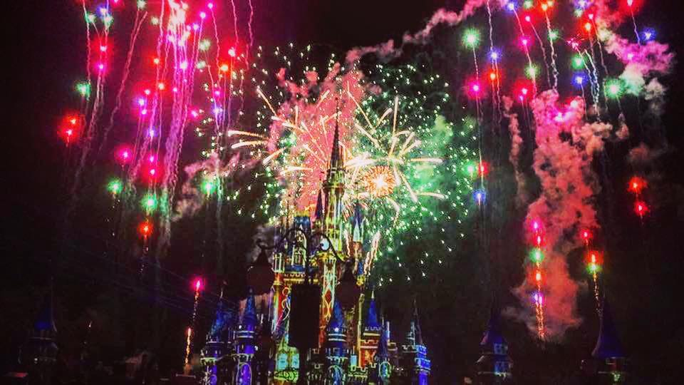 TMSM's Best of 2017 ~ My Review of Happily Ever After, Magic Kingdom 5