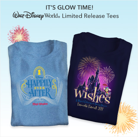 Order Your Limited Edition Wishes and Happily Ever After Shirts Now! 8