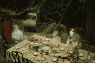 #TBT ~ Disney's Dining Experience, Haunted Mansion 42