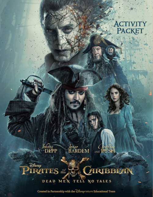 Disney's Pirates of the Caribbean: Dead Men Tell No Tales LA Premiere, Watch Live! 8