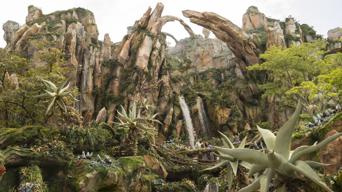 iTunes is Celebrating the Opening of Pandora – The World of Avatar 1