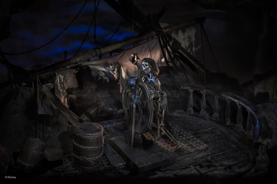 Ahoy! Pirate-themed Photos from Disney PhotoPass Service