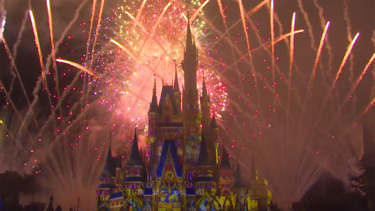 Creators Ready 'Happily Ever After' for May 12 Debut at Magic Kingdom Park 8