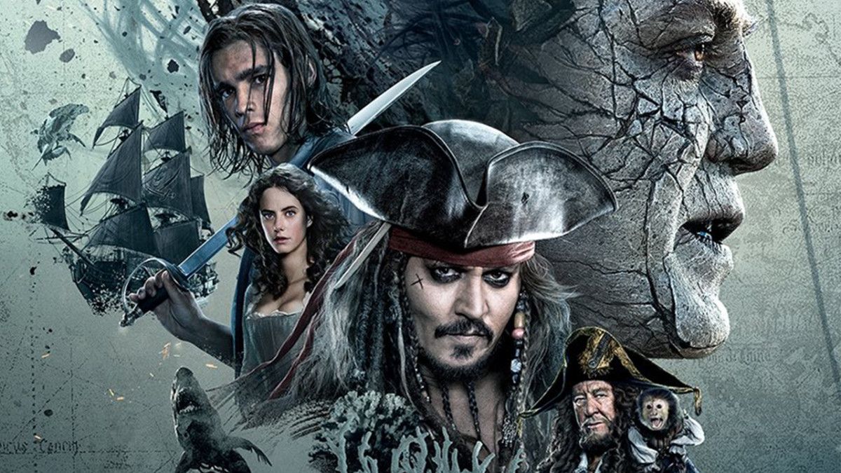 Pirates of the Caribbean, Dead Men Tell No Tales ~Critics vs Fans, my Review! (re-post) 3