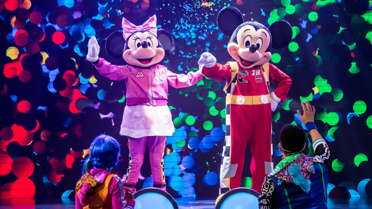 'Disney Junior Dance Party' Now Open at Disney California Adventure Park 3