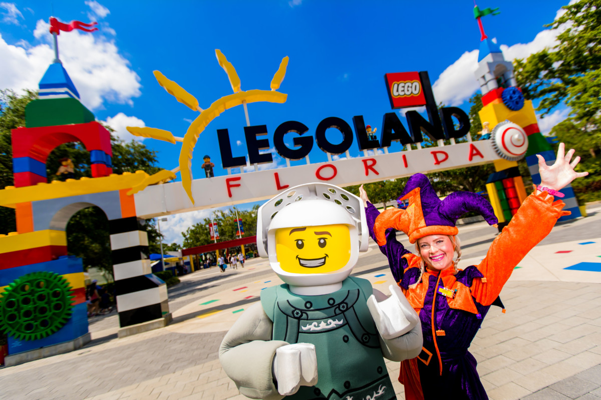 Making News This Week at LEGOLAND Florida Resort #OffTMSM 36