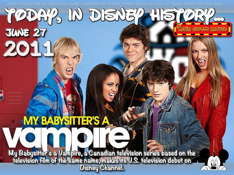 Today In Disney History ~ June 27th 4